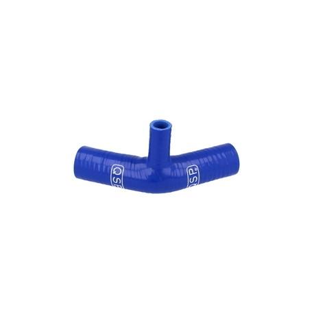 Codo 45° - 35 mm -Conexion en T 19 mm