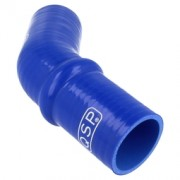 Acople flexible 45° 76 mm