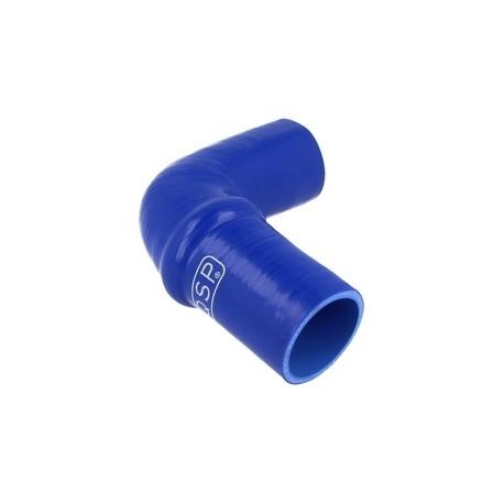 Acople flexible 90° 80 mm