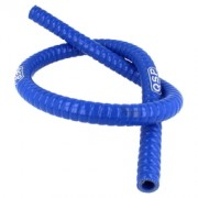 Tuberia flexible, color azul, 1M, diam. 19mm
