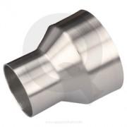 Reductor aluminio 76 - 63mm