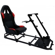 Playseat Negro/rojo