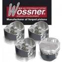 Kit pistones Wossner Citroen Saxo C2 VTS 1,6 Ltr, 16V Gr,A Diametro: 80