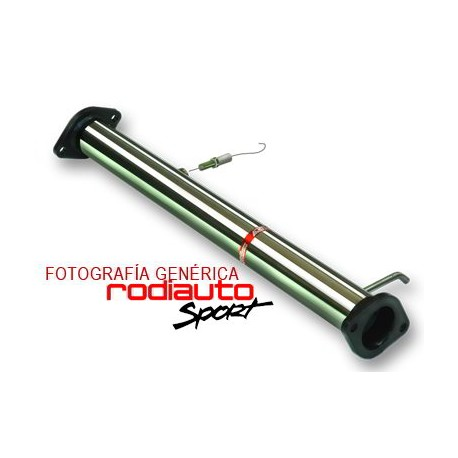 Kit Tubo Supresor catalizador SEAT LEON 2.8I VR6 4*4