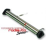 Kit Tubo Supresor catalizador PEUGEOT 206 2.0I 16V GTI