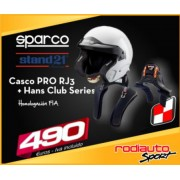 Pack Casco + Hans