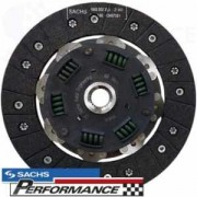 Disco de embrague Sachs Performance VOLKSWAGEN GOLF II (19E, 1G1)