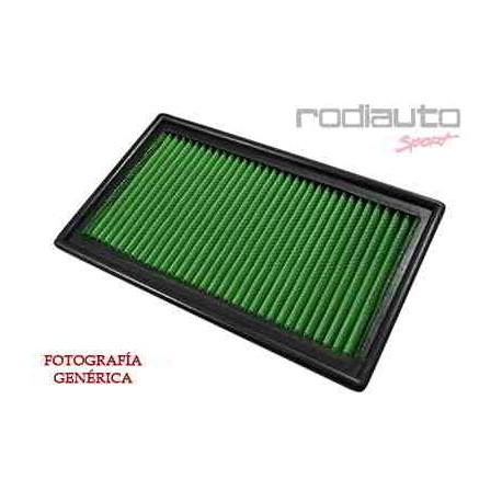 Filtro sustitución Green Peugeot 206 99-06