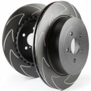 Discos EBC BSD Traseros SAAB 9-5 2.3 Turbo Aero 256 cv