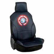 Funda de asiento Negro Capitán América