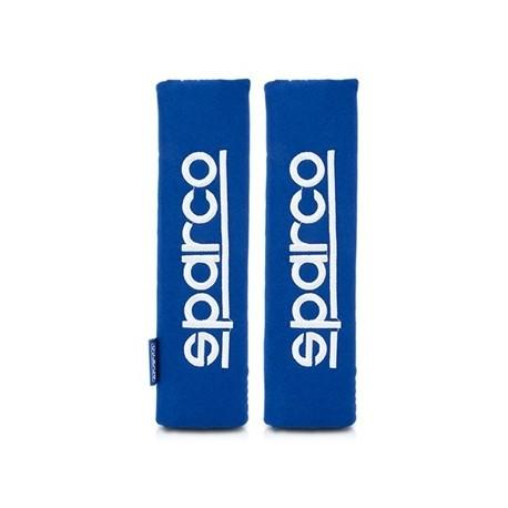 Almohadillas Cinturon Sparco SPC azul