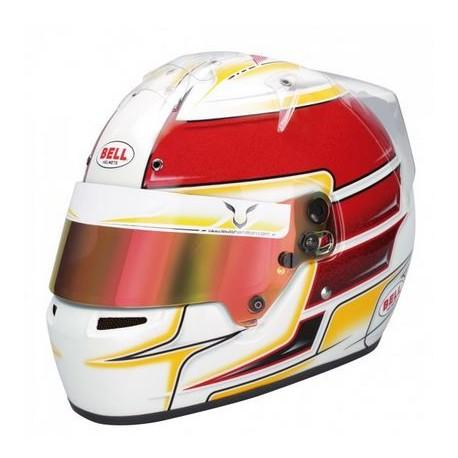 Casco Kart BELL KC7 CMR Lewis Hamilton Edition