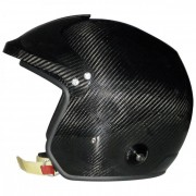 Casco BSR Carbono brillo