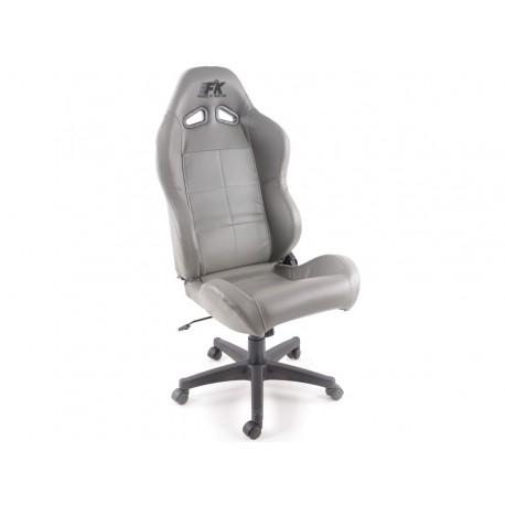 Silla oficina Pro Sport gris