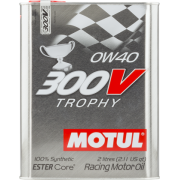 Aceite Motul 300v 0w40 Trophy