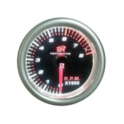 RELOJ TACOMETRO 8000RPM GASOLINA BTR 52mm SMOKED