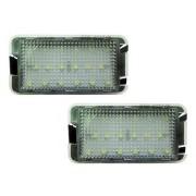 PLAFON LED PARA MATRICULA, MOD.SEAT01