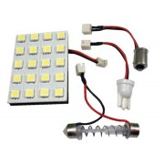 PLACA 20 HP LEDS BLANCOS 38x30mm C/ADAPT.