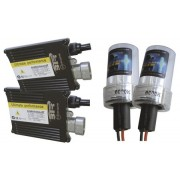 KIT HID H10 6000K 35W 12/24V INCL. CAN-BUS