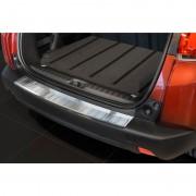 Protector defensa trasera Inox BMW X6 II F16 2014-