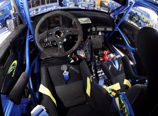 accesorios racing