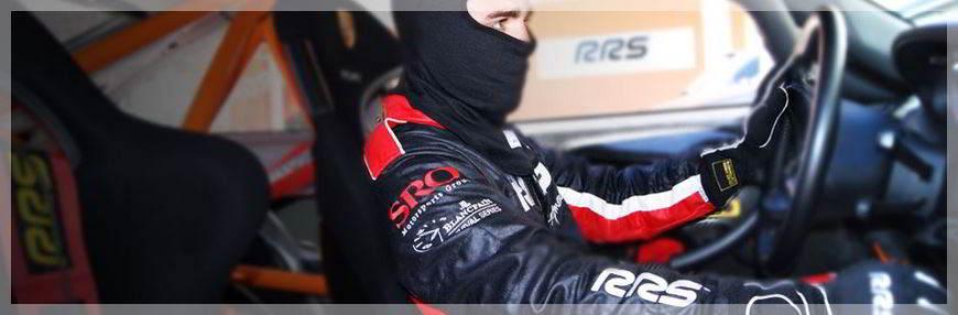 accesorios competicion piloto rally