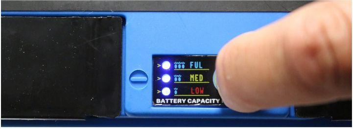 bateria shido litio