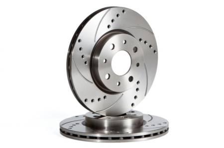 discos rayados y perforados