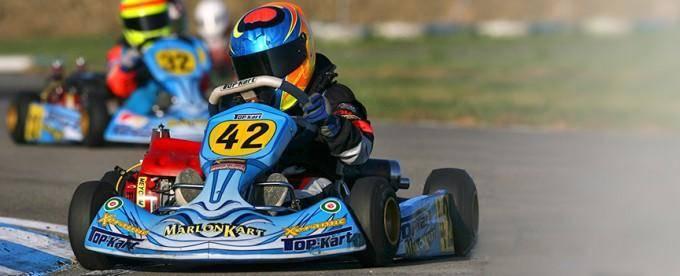 equipamiento karting