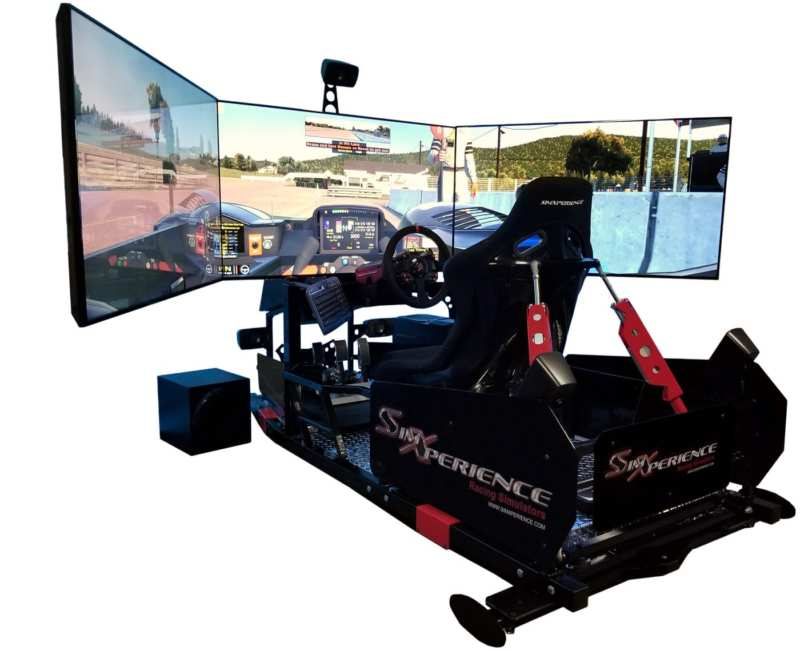 simulador simracing